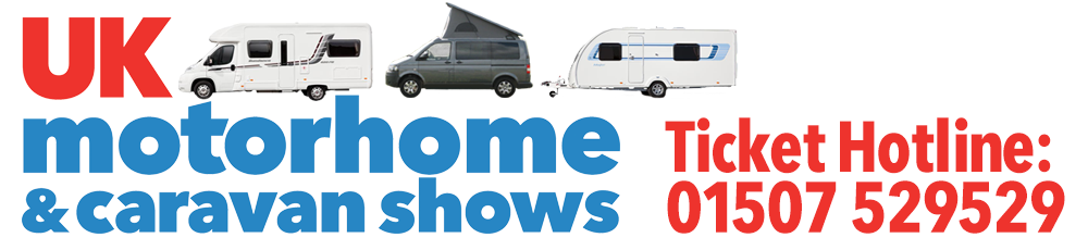 The UK Motorhome & Caravan Shows